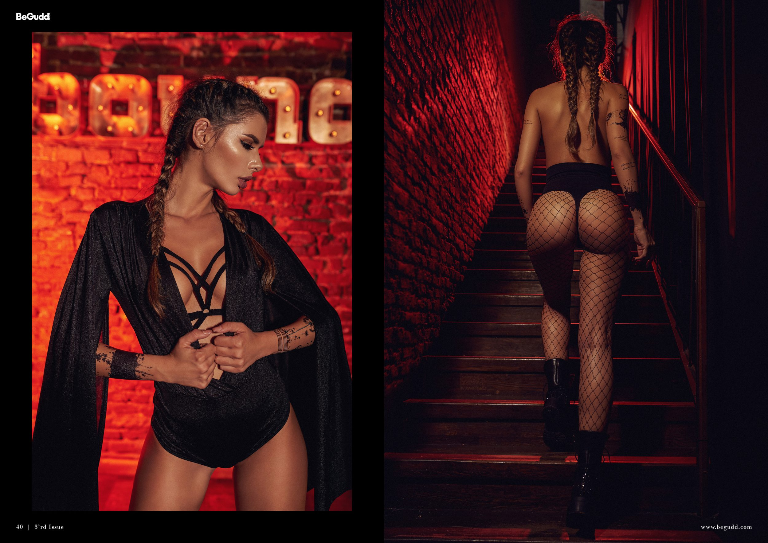 BeGudd-Magazine-ioana-filimon-romanian-celebrity-sexy-model-black-lingerie-night-club-stelian-popa-04